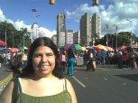 A Mega Mercal --subsidized street market-- in downtown Caracas (2007)