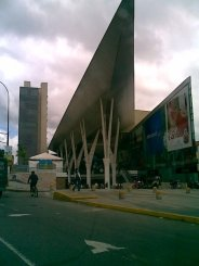 Milennium Mall -- a large shopping center near Boleita in eastern Caracas (2009)