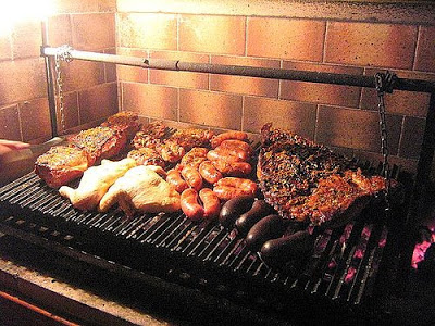 It's not a parrilla if there aren't at least 3 different kinds of meat.